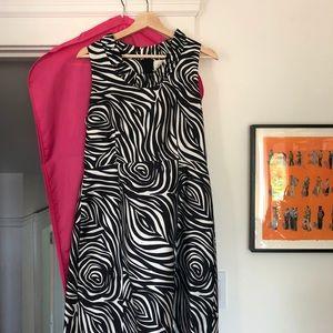 kate spade Woodblock Dyan Silk Dress